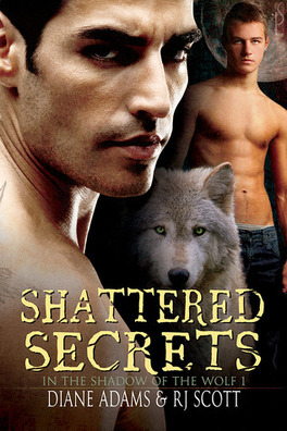 Couverture du livre : In the Shadow of the Wolf, Tome 1 : Shattered Secrets