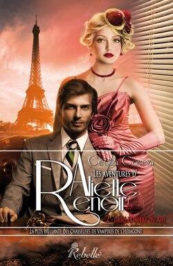 Couverture de Les Aventures d'Aliette Renoir, Tome 2 : Dans l'ombre du roi