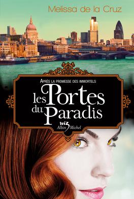 Couverture du livre : Les Vampires de Manhattan, Tome 7 : Les Portes du paradis