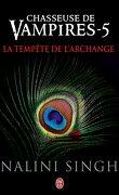 Chasseuse de vampires, Tome 5 : La Tempête de l'archange