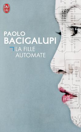Couverture du livre : La Fille automate