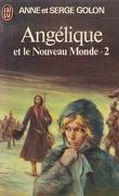 Angélique et le Nouveau Monde, tome 2