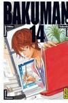 couverture Bakuman, Tome 14