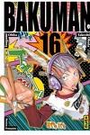 couverture Bakuman, Tome 16