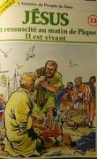 La bible en bande dessinée (Nouveau testament), tome 12 : Jésus est ressuscité au matin de Pâque, il est vivant
