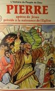 La bible en bande dessinée (Nouveau testament), tome 13 : Pierre apôtre de Jésus préside à la naissance de l'Eglise