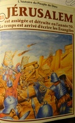 La bible en bande dessinée (Nouveau testament), tome 21 : Jérusalem est assiégée et détruite en l'année 70. Le temps est arrivé d'écrire les Evangiles