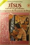 couverture La bible en bande dessinée (Nouveau testament), tome 9 : Jésus a parlé en paraboles des exigences du Royaume de Dieu