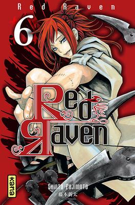 Couverture du livre : Red Raven, tome 6