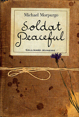 Couverture du livre : Soldat Peaceful