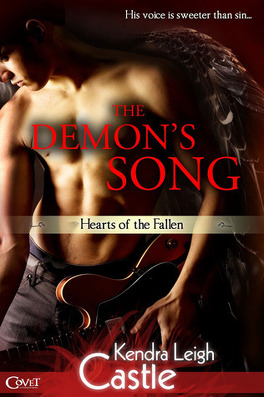 Couverture du livre : Hearts of the Fallen, Tome 1 : The Demon's Song