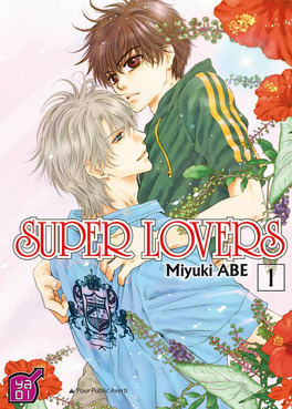 Couverture du livre : Super Lovers, tome 1