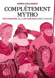 Couverture du livre : Complètement Mytho