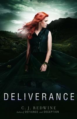 Couverture du livre : Defiance, tome 3: Deliverance