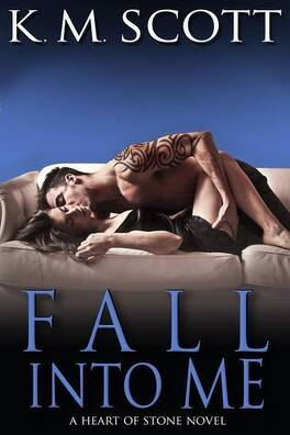 Couverture du livre : Heart of Stone, Tome 2 : Fall Into Me
