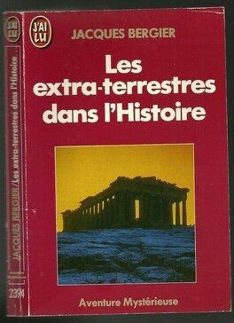 Couverture du livre : Les extraterrestres dans l'histoire
