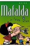 couverture Mafalda, Tome 11 : Mafalda s'en va