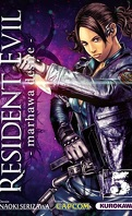 Resident Evil : Marhawa Desire, Tome 5