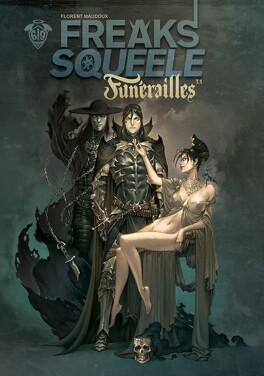 Couverture du livre : Freaks' Squeele - Funérailles, tome 1 : Fortunate Sons
