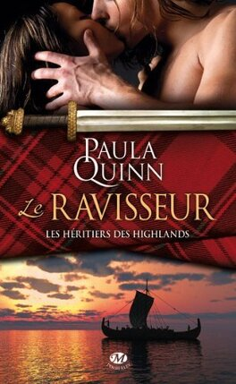 Couverture du livre : Héritiers des Highlands, Tome 1 : Le Ravisseur