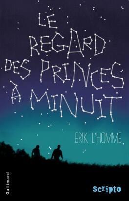 Couverture du livre : Le regard des princes à minuit