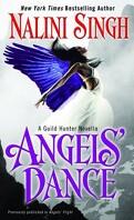 Chasseuse de Vampires, Tome 0.4 : La Danse des Anges
