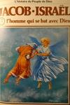 couverture La bible en bande dessinée, tome 3 (ancien testament): Jacob- israël l'homme qui se bat avec Dieu