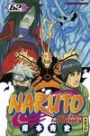 couverture Naruto, Tome 62 : Fissure