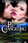 couverture Psi-Changeling, Tome 9 : Passions exaltées