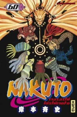 Couverture du livre : Naruto, Tome 60 : Kurama !!