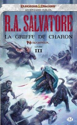 Couverture de Neverwinter, Tome 3 : La Griffe de Charon