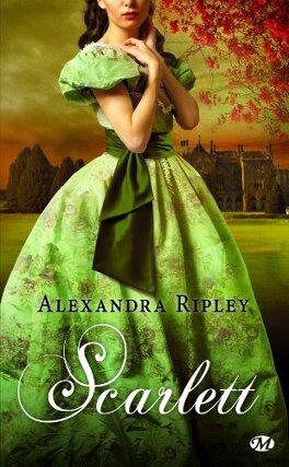 Couverture du livre : Scarlett
