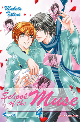 Couverture du livre : School of the Muse, Tome 4