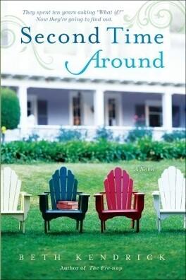 Couverture du livre : Second Time Around