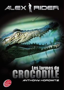 Couverture du livre : Alex Rider, Tome 8 : Les Larmes du crocodile