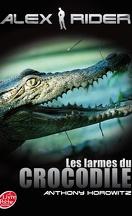 Alex Rider, Tome 8 : Les Larmes du crocodile