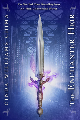Couverture du livre : Heir Chronicles, Tome 4 : The Enchanter Heir
