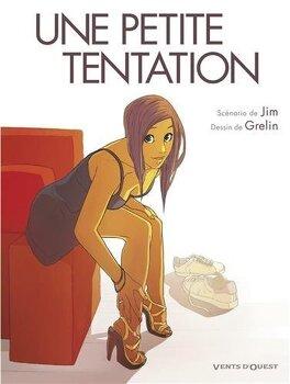 Couverture du livre : Une petite tentation