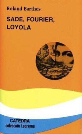 Couverture du livre : Sade, Fourier, Loyola