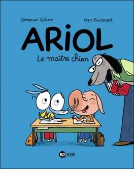Couverture du livre : Ariol, Tome 7 : Le Maître chien