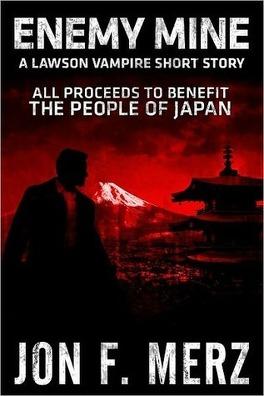 Couverture du livre : Enemy Mine : A Lawson Vampire Short Story