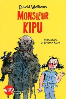 Couverture du livre : Monsieur Kipu