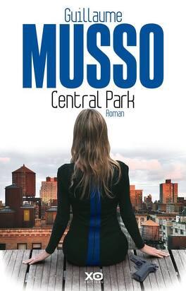 Couverture du livre : Central Park