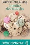 couverture L'Atelier des miracles