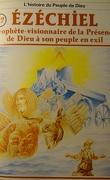 La bible en bande dessinée, tome 17 (ancien testament): Ezechiel prophète-visionnaire de la présence de Dieu à son peuple en exil