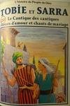 couverture La bible en bande dessinée, tome 20 (ancien testament): Tobie et Sarra le Cantique des cantiques, roman d'amour et chants de mariage