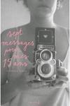 couverture Sept messages pour mes 15 ans