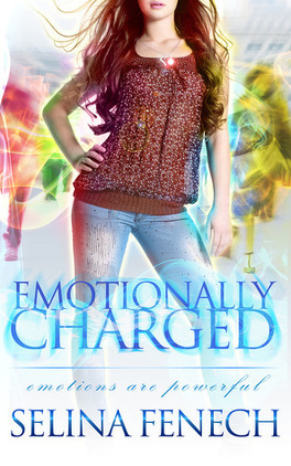 Couverture du livre : Empath Chronicles, Tome 1 : Emotionally Charged