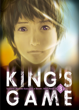 Couverture du livre : King's Game, Tome 3