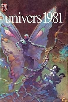 Couverture du livre : Univers 1981